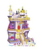 My Little Pony Cutie Mark Magic Canterlot 29 in (ca. 73.66 cm) 40 Accessorio Castello Playset.