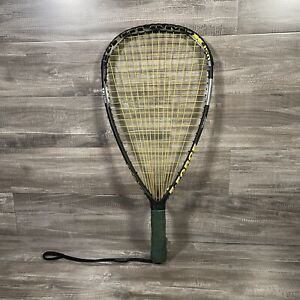 "Bedlam X 150 E Force Raquetball Racquet 22"" Longstring PLUS Case. Clean"