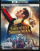 EBOND The Greatest Showman 4K ULTRA HD + BLU-RAY D271013