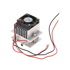 DC12V DIY Thermoelectric Peltier Refrigeration Cooling System Heat Sink Fan Kit