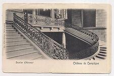 chateau de compiègne ,escalier d'honneur