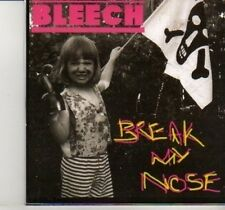 (DI681) Bleech, Break My Nose - DJ CD