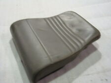 2001 PORSCHE CARRERA4 AWD 911 OEM REAR LEFT PASSENGER SIDE BENCH SEAT GRAY