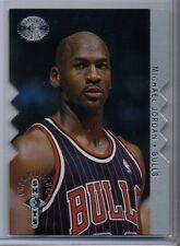 Michael Jordan 1996 SP Championship Series Die Cut Card #S16