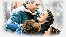 IT'S A WONDERFUL LIFE POSTER 24 X 36 INCH Christmas