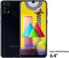 SAMSUNG Galaxy M31 Smartphone 64GB Dual Sim Schwarz / Rot / Blau NEU & OVP***