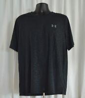 NWT Mens Under Armour Threadborne HeatGear Loose Fit Tee Shirt, LG, XXL