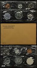 1964 Proof Set  ~ Flat Pack Original Envelope ~ US Silver Mint Coin Set