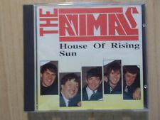 THE ANIMALS CD: HOUSE OF RISING SUN (UNIVERSE UN 3030,WIE NEU)