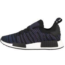 Adidas nmd_r1 stlt PK primeknit zapatos Women cortos señora Core Black ac8326