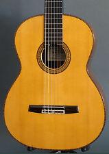 "1993 Masaru Kohno Classical Guitar ""Special"" (No. 50) Spruce Brazilian"
