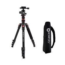 BONFOTO B690A Lightweight Aluminum Alloy Camera Travel DSLR Tripod Portable