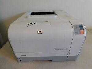 HP Color Laserjet CP1215 Laser Printer - 696 Page Count w/ Toner - Works - READ