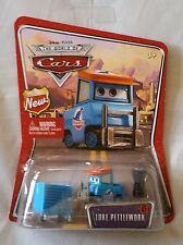 Disney Pixar Cars LUKE PETTLEWORK Series 3 (World of Cars) 1:55 Diecast