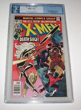 X-Men #103 - PGX Graded NM- 9.2 - 1977 Marvel Bronze Age - Juggernaut appearance
