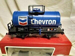 LGB g scale Shevron wagon 44400