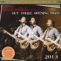 Paul McCartney/Out There Opening Night  Brazil  2CD Press   F/S