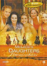 McLeod's Daughters : seizoen 1 - 22 episodes (4 DVD)