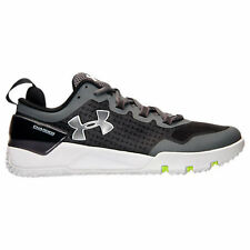 UNDER ARMOUR Charged Ultimate Training Shoe Black sz8 1275331
