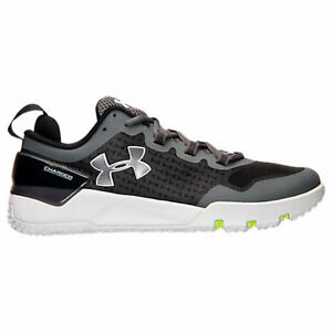 UNDER ARMOUR Charged Ultimate Training Shoe Black sz8 1275331 REDUCED!!