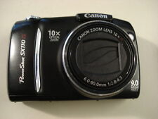 Very Nice Canon Powershot SX110 9MP Digital Camera