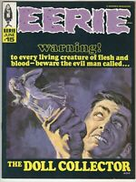 1968 Eerie Issue #15 Warren Magaizne - VF/NM
