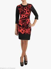 Unbranded Velvet Formal Floral Dresses for Women