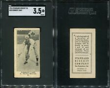 1916 m101-4/5 (D350-1) Standard Biscuit Forrest Cady Boston Red Sox SGC 3.5