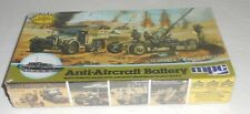 MPC WWII Anti-Aircraft Battery 1:76 Scale Plastic Model Kit 1-6209 SEALED