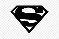 Superman 4 wide 4'' tall Tribal Vinyl Decal Car Window Laptop Sticker