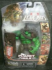 "Marvel Legends Annihilus Series PLANET HULK (Avengers) 6"" Scale Figure"