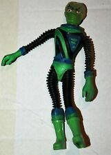 Major Matt Mason Pal 1968 Colorforms Aliens Space Men Callisto Figure Mattel