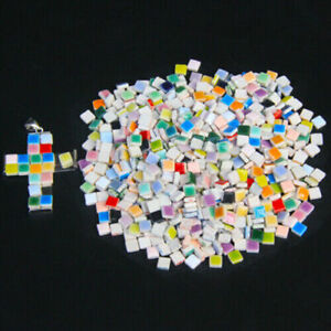 Super Micro Ceramic Mosaic Tiles For Crafts DIY Hobbies Arts Mosaic Tiles 250pcs