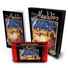Aladdin Legacy Cartridge - Sega Genesis (US Cartridge) brand new sealed