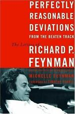 Perfectly Reasonable Deviations From The Beaten Track: The Letters Of Richard P.