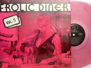 V/A Frolic Diner Vol. 5 Instrumental Tittyshaker Compilation LP