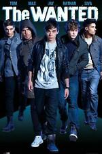 The Wanted : Names - Maxi Poster 61cm x 91.5cm (new & sealed)