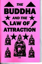 THE BUDDHA AND THE LAW OF ATTRACTION book S. Rob.