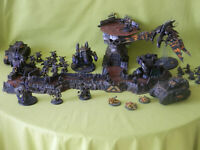 WARHAMMER 40K CHAOS SPACE MARINE ARMY IRON WARRIORS - MANY UNITS TO CHOOSE FROM