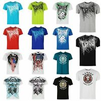 TapouT Mens T Shirt Sports Training MMA Gym Sports Boxing Top S M L XL XXL XXXL