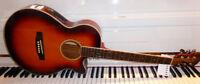 SIOUX Sundance CA-500 TS Elektroakustik Western-Gitarre