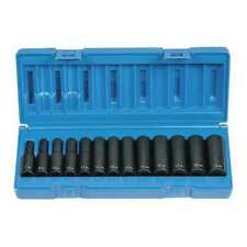 Williams 37926 Impact Socket Set 1//2-Inch Drive 12-Point 10-Piece