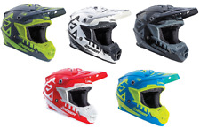 2018 Answer AR-1 Adult Dot Riding Helmet Mx Motocross Dirt Bike Offroad Atv Utv