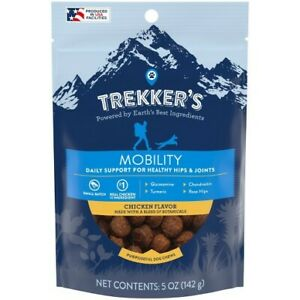 Trekker's Mobility Daily Support For Healthy Hips & Joint Chicken Flavor 5 oz