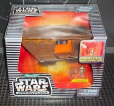 STAR WARS ACTION FLEET SERIES  JAWA SANDCRAWLER TATOOINE SCAVENGER VEHICLE