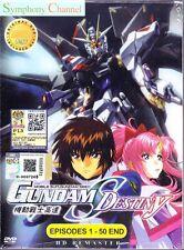Anime Mobile Suit Gundam Seed Destiny HD Remaster Complete Box Set (English)