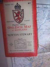 Antique European Maps & Atlases Scotland 1920-1929 Date Range