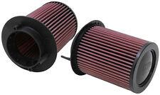 K&N  ROUND FILTERS - AUDI R8 V8 4.2 2009-2013 - KN E-0668