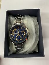 CASIO EDIFICE Watch EFV-580D-2 Stainless Steel 100m Men's  EFV580  With  Box