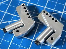 Aluminum Front & Rear Axle Link Suspension lock Tamiya 1/10 Bullhead Clodbuster